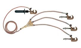 Catu Short Circuiting & Earthing