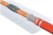 11kV 33kV Heat Shrink Cable Joints 3 Core XLPE PILC Transition