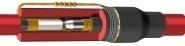 11kV Heat Shrink Triplex Cable Termination 95sqmm 185sqmm (BS7870)