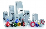 125Amp EX ATEX Plugs & Sockets - Hazardous Area Plugs