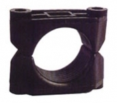 2 Bolt Plastic Cable Cleats, Prysmian BICON BICC 374AA05 74-82mm