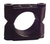 2 Bolt Plastic Cable Cleats, Prysmian BICON BICC 374AA01 50-58mm