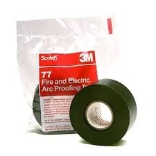 3M Fire Proofing & Arc Proofing Tape - Scotch 77 Video Blog