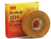 3M Scotch Electrical Tapes - Glass Cloth & Cambric Tapes - Scotch 27, 69, 2510