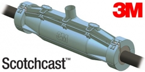 3M Scotchcast Cable Joints For Type 11 Flexible & Trailing Mining Cables