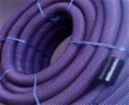 94mm ID 6m Motorway Comms (Purple) Ridgiduct Cable Ducting