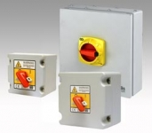 ATEX Switch Disconnectors - Hazardous Area ATEX Group II, Zone 22