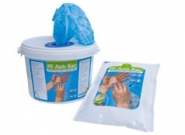 Anti Bacterial Hand Cleaning Wipes - Socomore PF Anti Bac