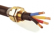CMP BW50S LSF Brass Cable Gland (Zero Halogen) 38.2-50.1mm