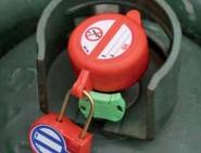 CATU Lockout / Tagout Solutions - Gas Bottle Lockers