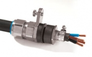 CMP Aluminium Cable Glands with Cast Integral Earth Lug (CIEL) for High Voltage Cables