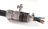 CMP CIEL 63S Aluminium Cable Gland - 45.6-59.4mm