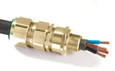 CMP Products Video - E1FX Cable Glands for Hazardous Area Braided Cable Termination of LV Cables