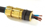 CMP Zen B348 Insulated Brass Cable Glands (Load End)