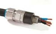 CMP A324W-75S Zen Insulated CIEL Aluminium Cable Gland 59.0-72.1mm