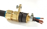 CMP B327-20S Zen Insulated Brass Cable Gland 9.5-15.9mm