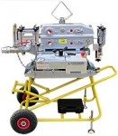 Cable Blowing Machines - TORNADO Cable Blowers for Telecoms & Fibre Optics