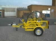 Cable Drum Trailers - Highway Range