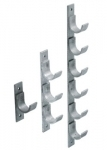 Cable Hangers (J Type) - CH3W1 - 3 Way, Up to 50mm Cable Support