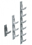 Cable Hangers (J Type) - CH1W1 - 1 Way, Up to 50mm Cable Support