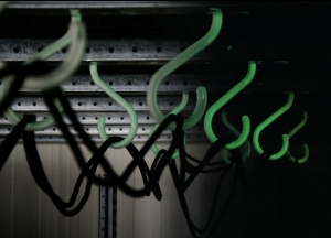 Glow In The Dark Cable Hangers & Cable Hooks