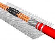11kV 33kV Heat Shrink Cable Joints 3 Core PILC Cable