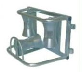 Cable Rollers - Triple Corner Rollers CR4