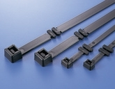 CTF Cable Tray Ties -13.0mm Wide x 355mm Long - CTF250
