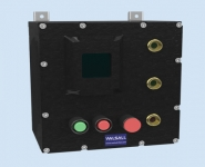 Cast Iron Control Panels - Walsall ASMCP/CI EEx d Control Panels