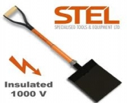 Insulated Chipping Shovel