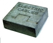 Concrete Cable Covers and Marker Posts