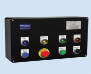 GRP Control Panels - Walsall GLCP EEx edm Control Panels