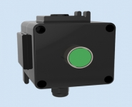 Control Stations (GRP) Hazardous Area - Single Pushbutton - Walsall LCP110