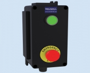 Control Stations (GRP) - Two Function Customised Control Station - Walsall LCP200
