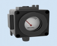 Control Stations (GRP) Hazardous Area - Ammeter - Walsall LCP160