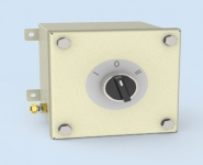 Control Stations (GRP) Hazardous Area - Position & Control Switch - Walsall LCP140