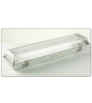 Zone 2 Hazardous Area Lighting (ATEX) - Petrel EXEN Standard and Emergency Fluorescent Luminaire