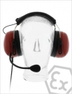 Ecom Ex-TRA 300 - ATEX Certified Hazardous Area Headset