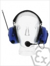 Ecom Lite Com Pro II - ATEX Certified Hazardous Area Headset