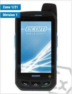 [Infographic] ecom Smart Ex-01 - ATEX Certified Hazardous Area Mobile Phone