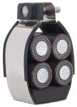 Ellis Patents VRQ+04 Vulcan Quadrafoil Cable Cleat