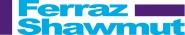 Ferraz Shawmut Low Voltage Fuses - Blue Dot BS88