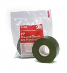 3M Fire Proofing & Arc Proofing Tape - Scotch 77
