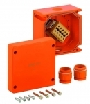 Fire Protection & Emergency System Junction Boxes & Electrical Enclosures