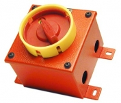 Fire Rated (F400 High Temperature) Isolators 20A-200A