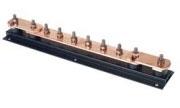 Furse LK207-20 Earth Bar - 20 Way Copper Earthing Bar