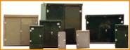 GRP Feeder Pillars & Cabinets