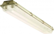 Zone 2 ATEX Lighting  Fluorescent Luminaires, Hadar HDL220 (2 x 18W Lamps)