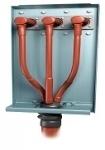 Heat Shrink Termination Kits, 3 Core XLPE SWA PVC Cable Terminations 0.6/1kV