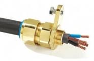 High Voltage Cable Glands - CMP Cast Integral Earth Lug (CIEL) & CMP Zen Insulated Cable Glands